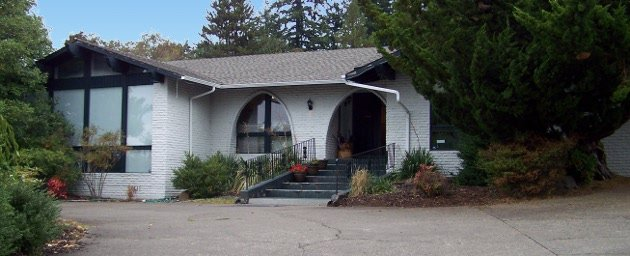 A picture of the pacific ridge Oregon residential drug rehabilitation center